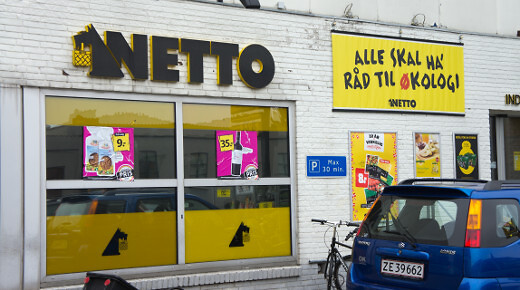 4db7f16170ca Klar til Netto-åbning i Silkeborg - RetailNews