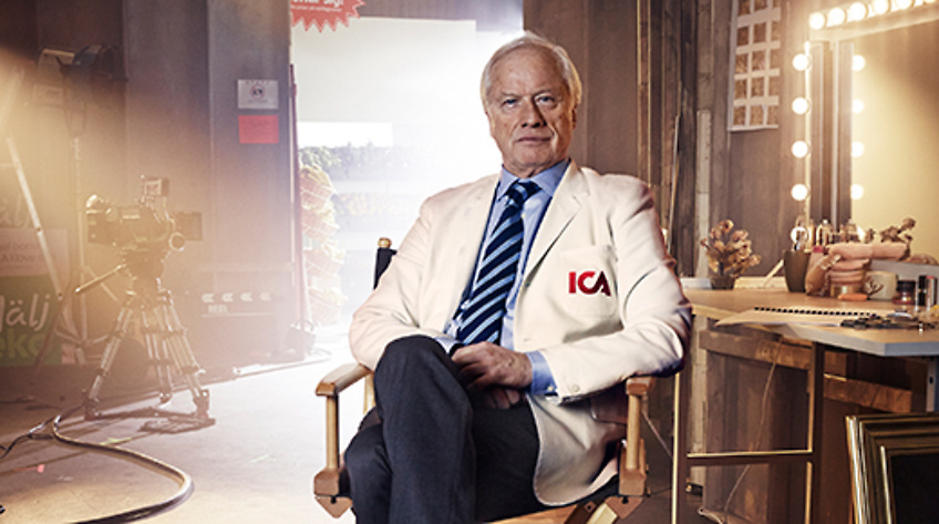 Loa Falkmans sista reklamfilm som Ica-Stig - Fri Köpenskap