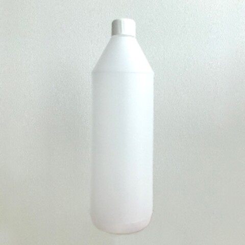Plastflaske - 1000 ml. uny - 45 gr./ 28 mm - natur