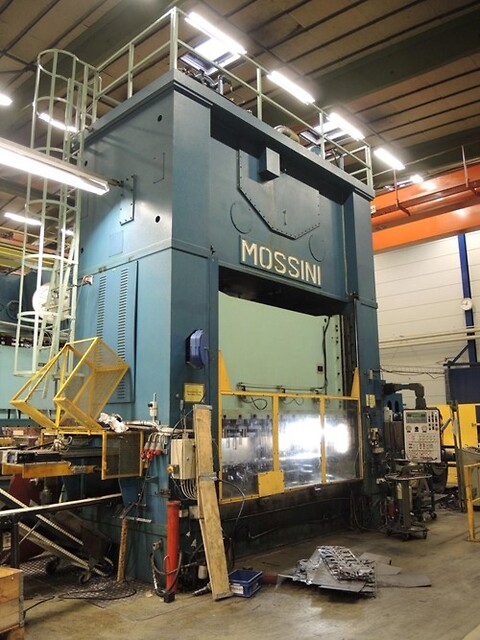 Mossini PDM 25-800; 1995