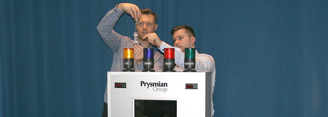 Prysmian-TECSUN-demo-test