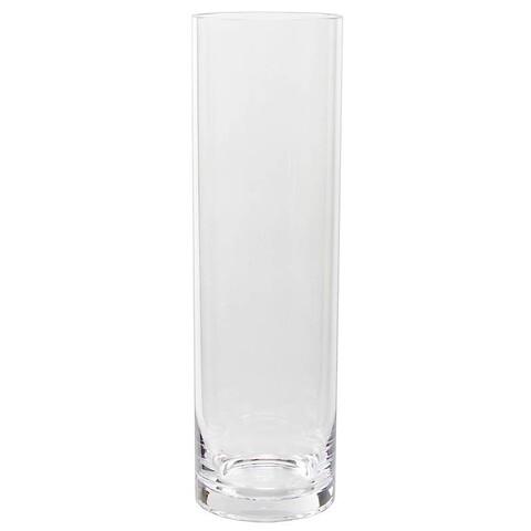 Brudsikker akryl vase, Ø12xH40cm