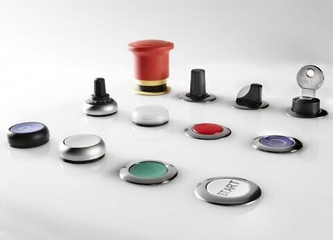 RMQ Titan og RMQ Flat Design - markedets bedste trykknapper