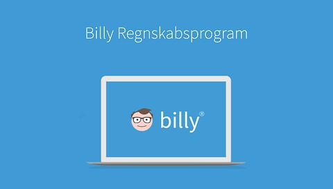 Kom i gang med Billy Regnskabsprogram