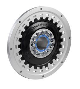 Acusaflex kobling til generatoranlæg