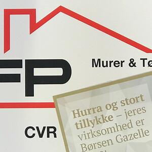 Gazelle 2020 - JFP - Murer & Tømrer a/s