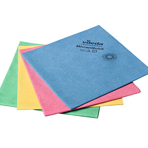 MicronQuick - 4 farver og holder til over 400 vaske.