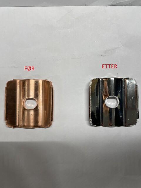 Tinn plettering / Fortinning av jern, kobber og messing - Tinn pletering kobber fortinning tinnpletering
