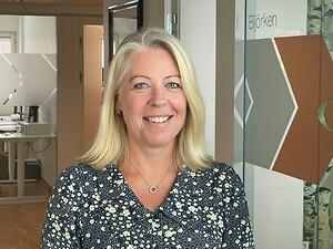 Christina Erixon, chef för drug development på SDS Life Science.