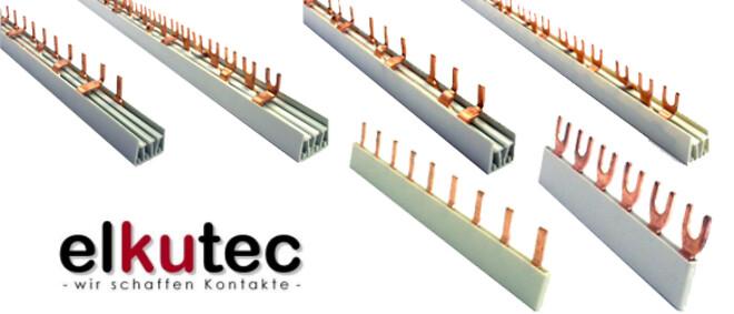 Standard- og kundespecifikke sløjfeskinner fra Elkutec