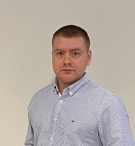 Christian Emil Eriksen er ansat som junior projektleder hos Henning Mortensen a/s
