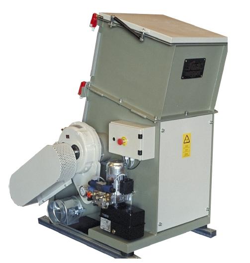 Fabriksny Scanhugger HL 2/5/5 - NTT Woodnet