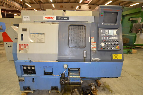 Mazak Super Quick Turn 10 M 1995