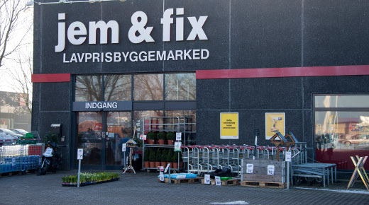 jem og fix ringsted