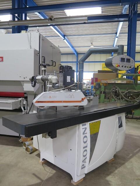 Sælg brugte maskiner til Thrane Maskiner ApS