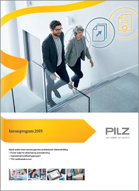 PMC (Pilz Motion Control) – Konfigurering og service