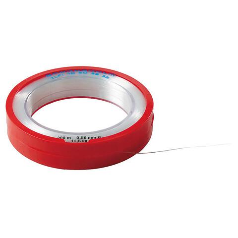 Nylontråd/fiskesnøre, 0,50mm, max 11,5kg