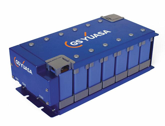 Lithium Ion batteri modul