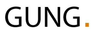 Gung PIM product information management