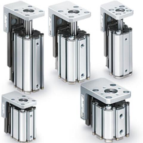 Kompaktcylindere serie MXZ fra SMC