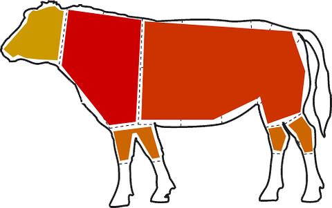 Dansk fuldblods wagyu kød