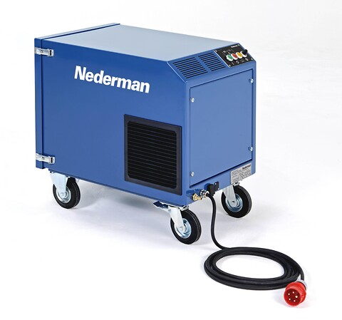 Nederman Fume Eliminator 24/7 Sveiseavsug fra Norclean AS