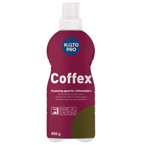 Kiilto Coffex - Special rengøring til kaffemaskiner