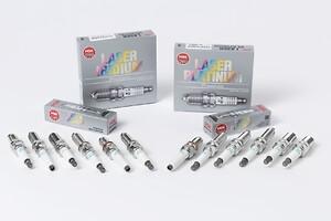 NGK Spark Plug 12 nye ædelmetal-tændrør.