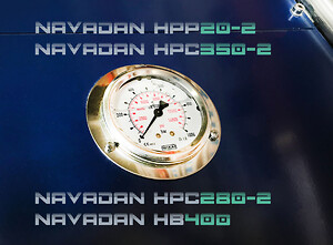 NAVADAN HPC Series, high pressure cleaner, marine high pressure, 350 bar, 280 bar, hpp20