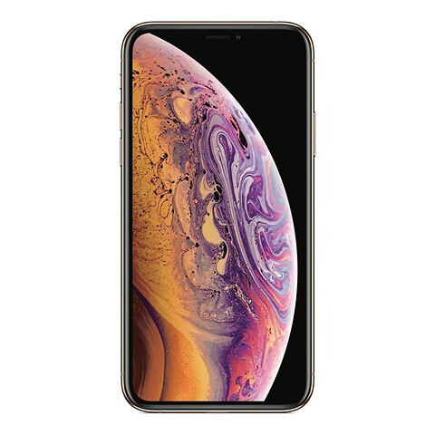 Apple iphone xs 64GB (guld) - grade a - mobiltelefon