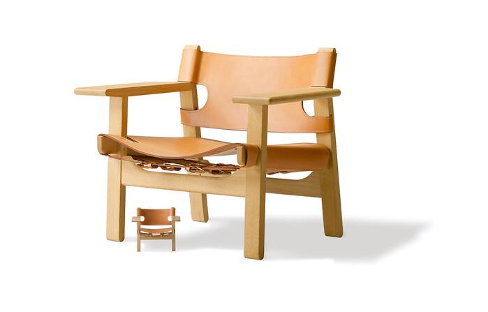 Børge Mogensen i miniudgave Wood Supply DK