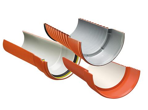Kloakrør til gravitation - Uponor Ultra kloakrør, spildevandsrør