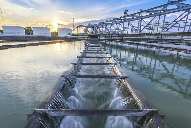 Industri plast til vand- og overfladebehandling