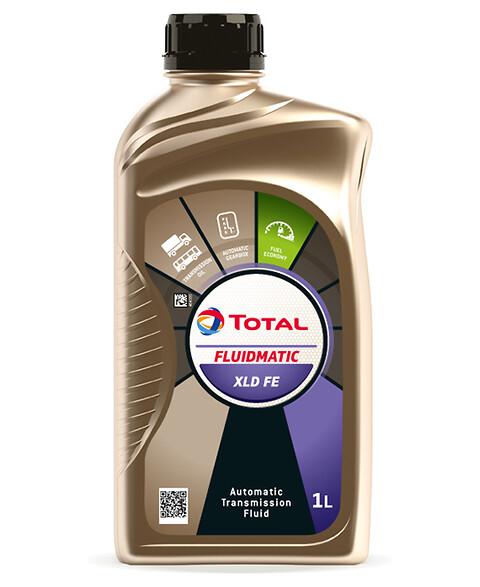 Ny generation af TOTAL  transmissionsolie til automatiske gear - Smøremidler, Total, transmissionsolie, FLUIDMATIC