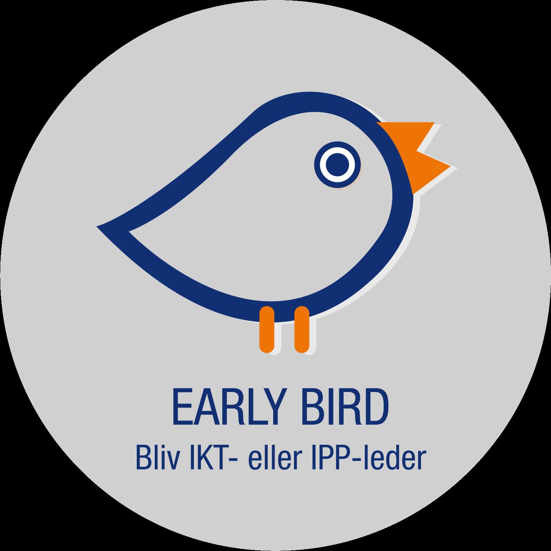 early bird tilbud