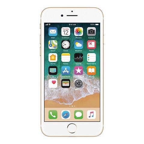 Apple iPhone 7 32GB (Guld) - Grade C - mobiltelefon