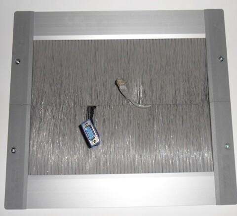 Undgå systemfejl pga. overophedning – Mink børste-skot - Børste-skot monteret