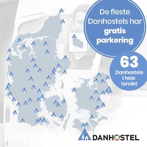 Arbejsovernatning i hele Danmark