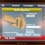 Rotationssensorer for mindre swingbom´s gravemaskiner\nTopcon\nToppTOPO