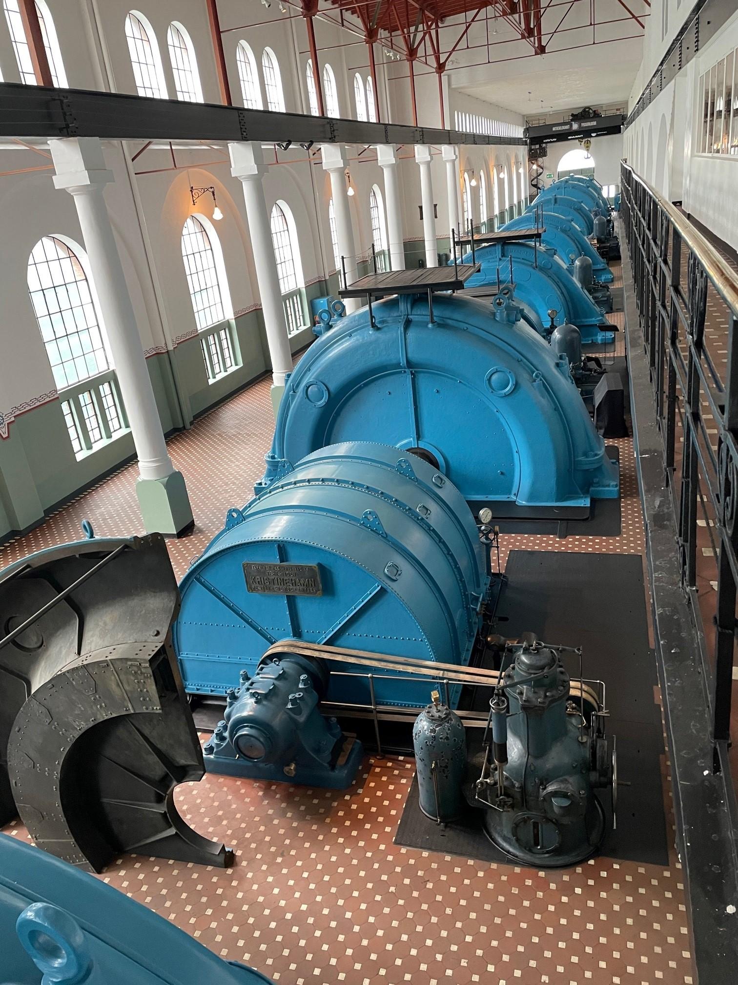 Tyssedal turbiner