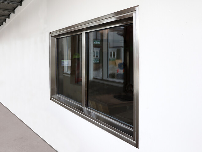 Door System EI260 brandvindue