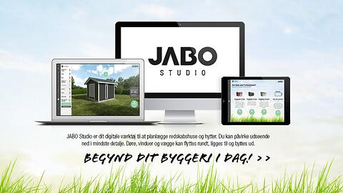 Prøv Jabo-studio her - design din egen hytte