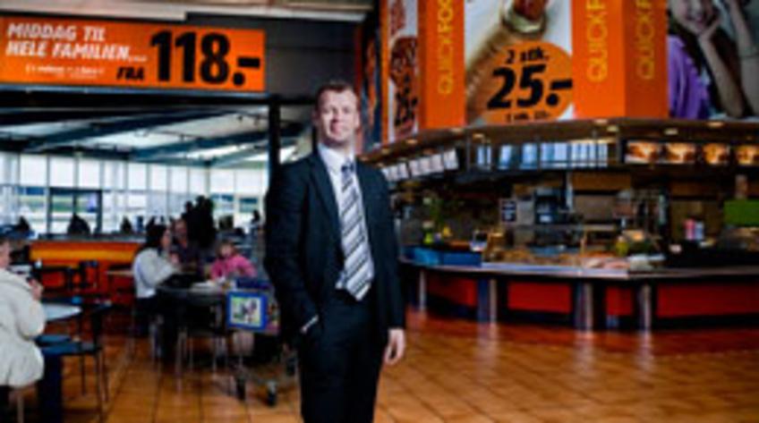 Bilka Samarbejder Med Just Eat Food Supply Dk