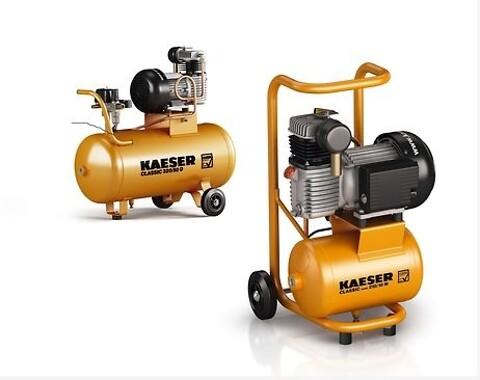 KAESER KOMPRESSORER: Stempelkompressorer fra CLASSIC -serien