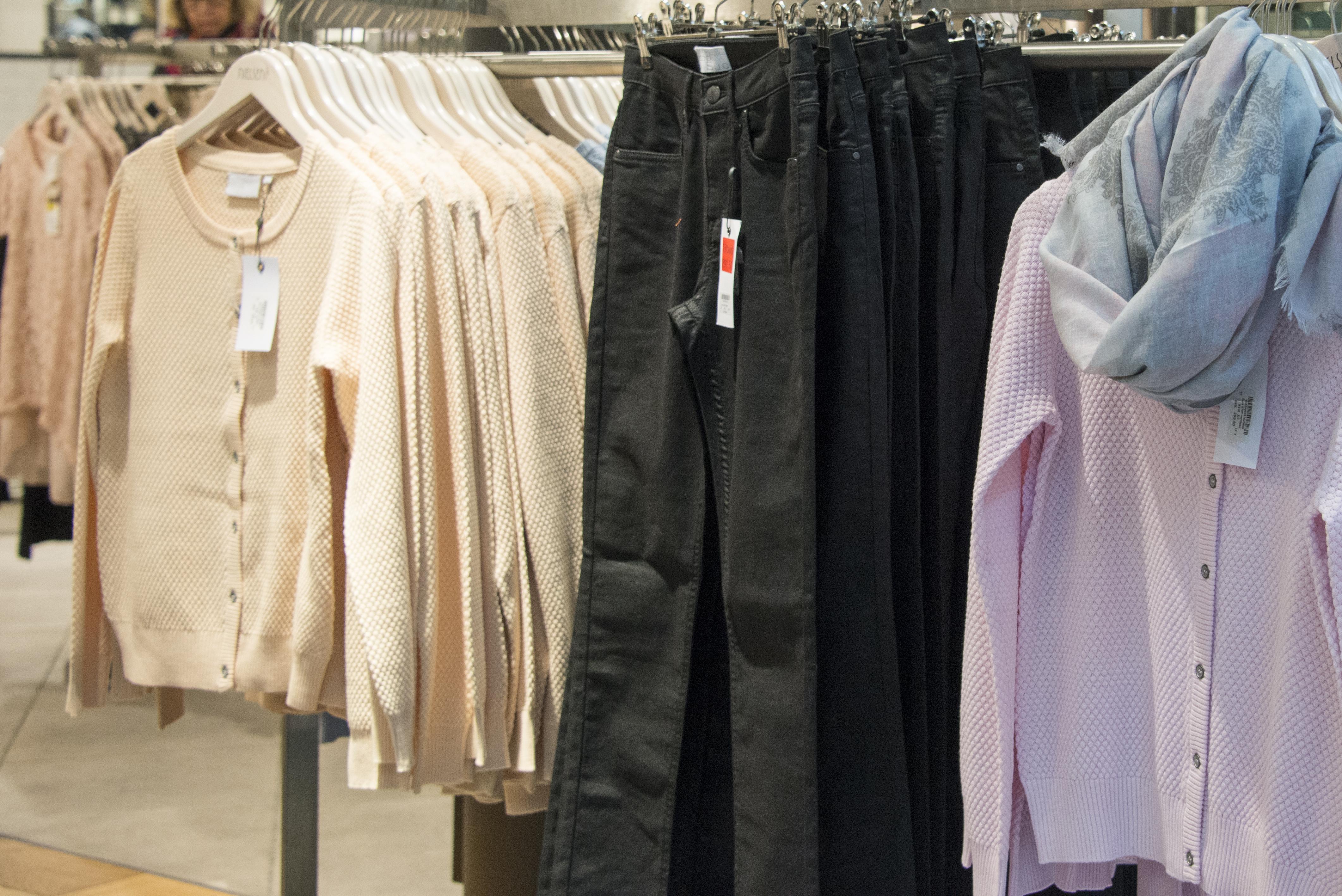 433ffd6b Modetøjsbutikken Nü er på vej til midtbyen i Kolding. Billedet er dog et  genrefoto og viser ikke tøj fra Nü. Modelfoto: Helle Karin Helstrand