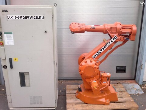 """ABB robot IRB2400 M96 S4 16kg/1.5m """"FYND"""""""