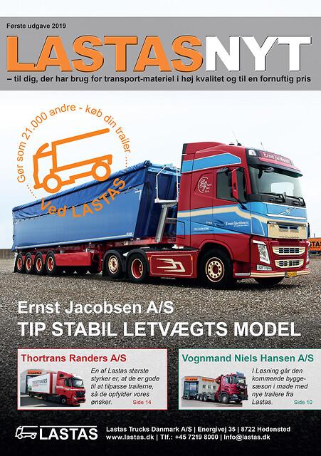 Gå in och kolla på vår nya nummer av LastasNytt