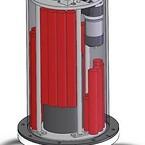 Batteripakke specialsvejset i bueform