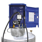 Stationært tankanlæg 10.000 liter