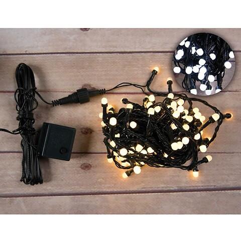 Lyskæde med 180 LED